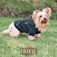 """Свитер Trixie 30830 """"North Bay"""" для собак черный, фото 1"""