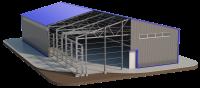 Промышленные здания и склады