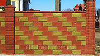 Заборные блоки, декоративные блоки, цена
