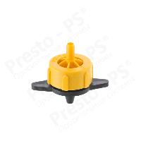 Компенсированная Prsto-PS садовая капельница на 2 л/ч  (PCT-0102)