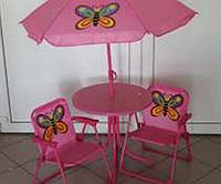 Летний набор стол + 2 стула BT-TC-0004 AB