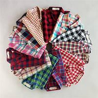 Рубашка женская в клетку NNT 888 Рубашки женские клетка, фото 1
