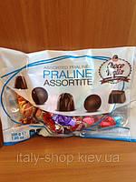Шоколадные конфеты PRALINE ассорти, 200 г, Италия