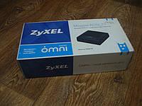Модем Zuxel P-660RU ADSL usb LAN