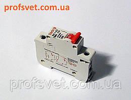 Автомат вимикач однополюсний 4А тип С