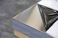 Лист нержавеющий 2,5, 3, 4, 5 мм. сталь (08)12Х18Н10Т (AISI 321)
