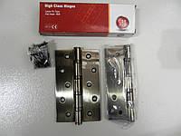 Петля для межкомнотных дверей Siba 4BB есть в наличии 125 мм - 100 мм и все цвета
