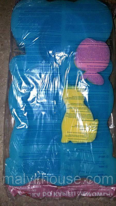 Дитячий поролоновий матрац для купання Babumi maxi