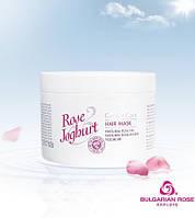 """Маска для волос""""Rose Joghurt"""", """"Болгарская роза - Карлово"""""""