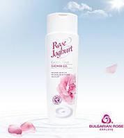 """Гель для душа """"Rose Joghurt"""", """"Болгарская роза - Карлово"""""""