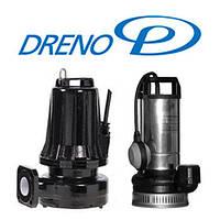 Перемотка фекальных насосов Dreno