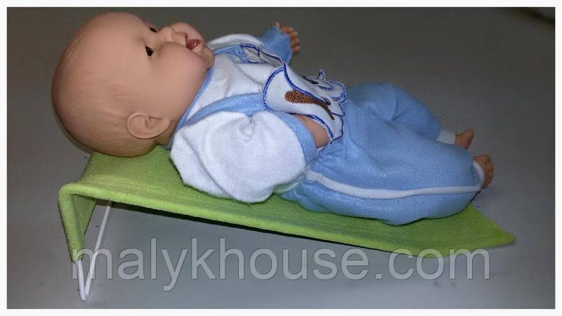 Горка для купания новорожденных Tega Baby