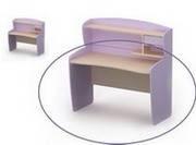 Стол письменный Si-08-1 детская мебель.