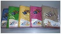Уголок-полотенце для новорожденных