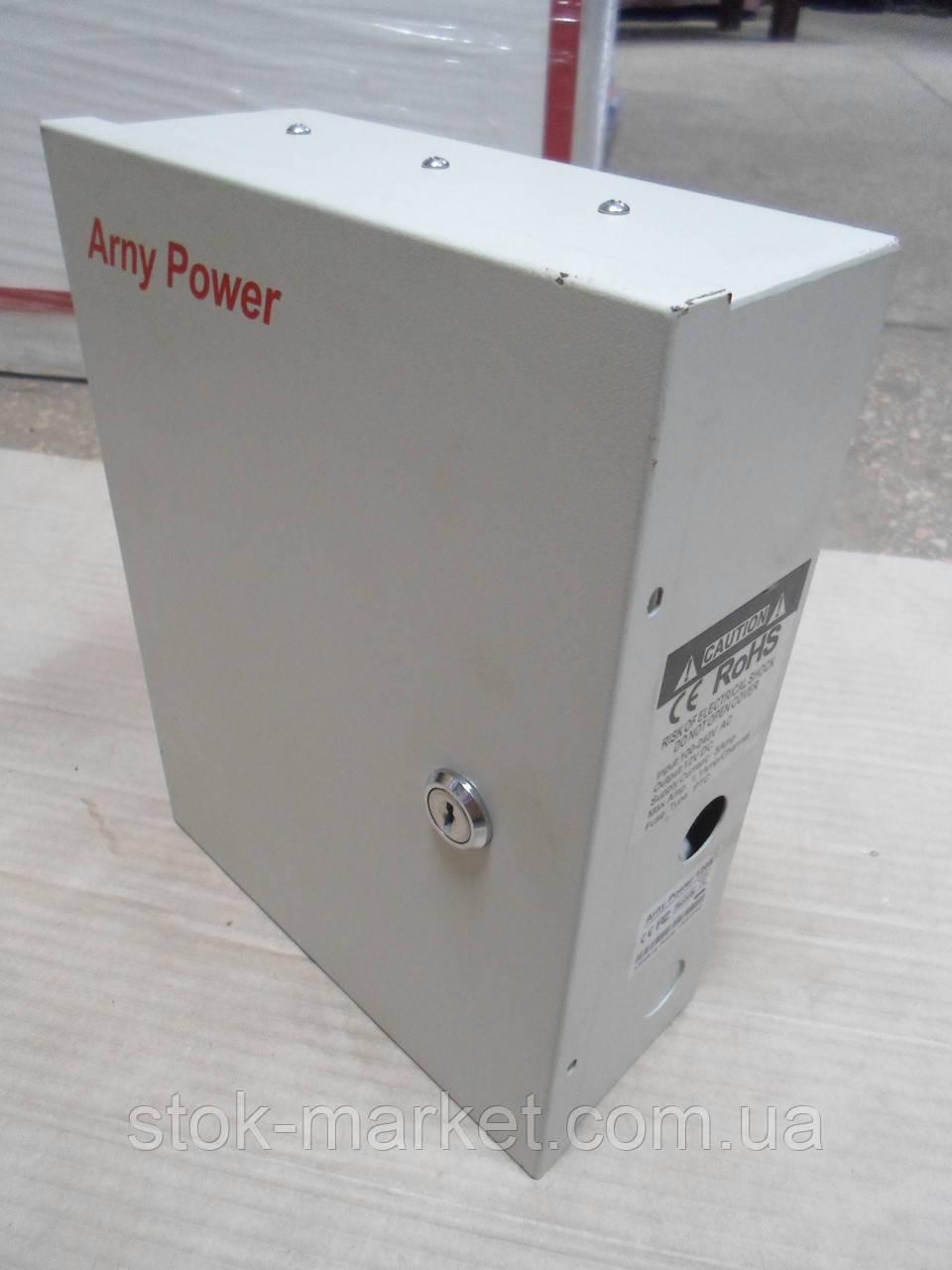 Источник бесперебойного питания Arny Power 1205 б/у, Источники питания б/у, блоки бесперебойного питания б у,