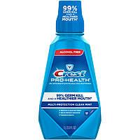 Crest Mouthwash Pro-Health Multi-Protection Clean Mint - Ополаскиватель для полости рта, 1000 мл