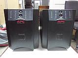 Джерело безперебійного живлення APC Smart-UPS 1000VA б/в, APC Smart-UPS 1000 б/у, Джерело живлення APC., фото 2