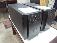 Источник бесперебойного питания APC Smart-UPS 1000VA б/у, APC Smart-UPS 1000 б/у, Источник питания APC.