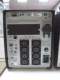 Джерело безперебійного живлення APC Smart-UPS 1000VA б/в, APC Smart-UPS 1000 б/у, Джерело живлення APC., фото 6