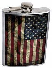 Прикольная фляга для алкоголя 26-08-059 USA 250 мл. Девайс Мейкер