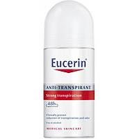 Eucerin Eucerin 48 ч Шариковый антиперспиарнт, 69613 (50 мл)