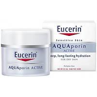Eucerin Eucerin AQUAporin ACTIVE Увлажняющий крем для сухой и чувствительной кожи, 69780 (50 мл)