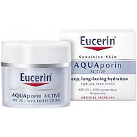 Eucerin Eucerin AQUAporin ACTIVE SPF 25 Крем увлажняющий для всех типов кожи, 69781 (50 мл)