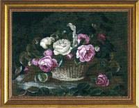 Набор для вышивки крестиком №490 Греческий натюрморт