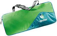 Практичная женская дорожная косметичка Wash Bag Lite I Deuter цвет  3219 petrol-spring, зеленый