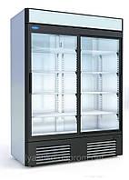 Шкаф холодильный КАПРИ 1,5 СК (0...+7) купе