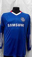Футбольная форма длинный рукав взрослая Chelsea
