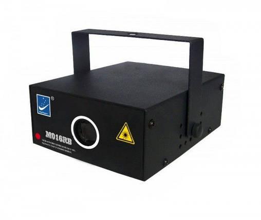 Лазерный проектор  M016RB    . f, фото 2