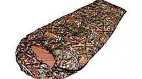 Спальник Mountain Outdoor Камуфляжный idea10 р-р-201х80см