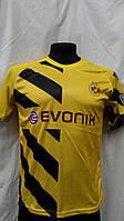Футбольная форма детская подростковая Borussia Dortmund желто-черная