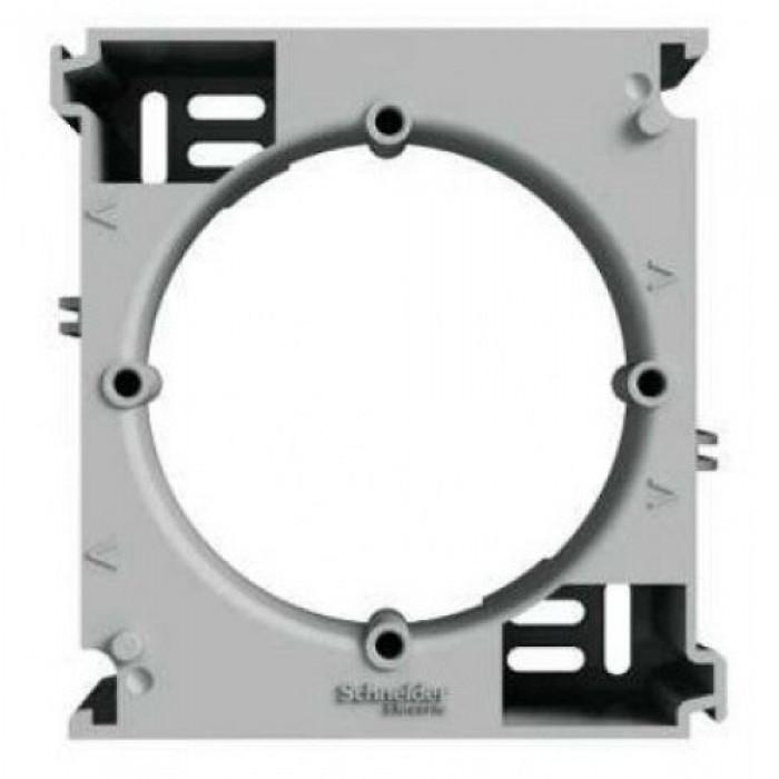 SHNEIDER ELECTRIC ASFORA Коробка для наружного монтажа Алюминий