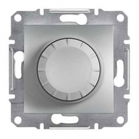SHNEIDER ELECTRIC ASFORA Светорегулятор проходной Алюминий