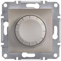 SHNEIDER ELECTRIC ASFORA Светорегулятор проходной Бронза