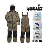 Костюм зимний для охоты и рыбалки Norfin Discovery размер XX L (58-60)