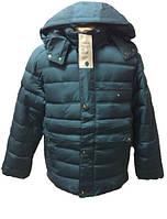 Мужская теплая куртка на зиму, фото 1