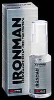 Пролонгатор секса IRONMAN Spray, 30 ml.