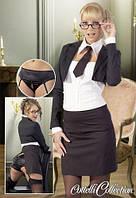 Костюм сексуальной секретарши 2470055 Sekretarin L