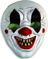 Маска Страшный Клоун латекс