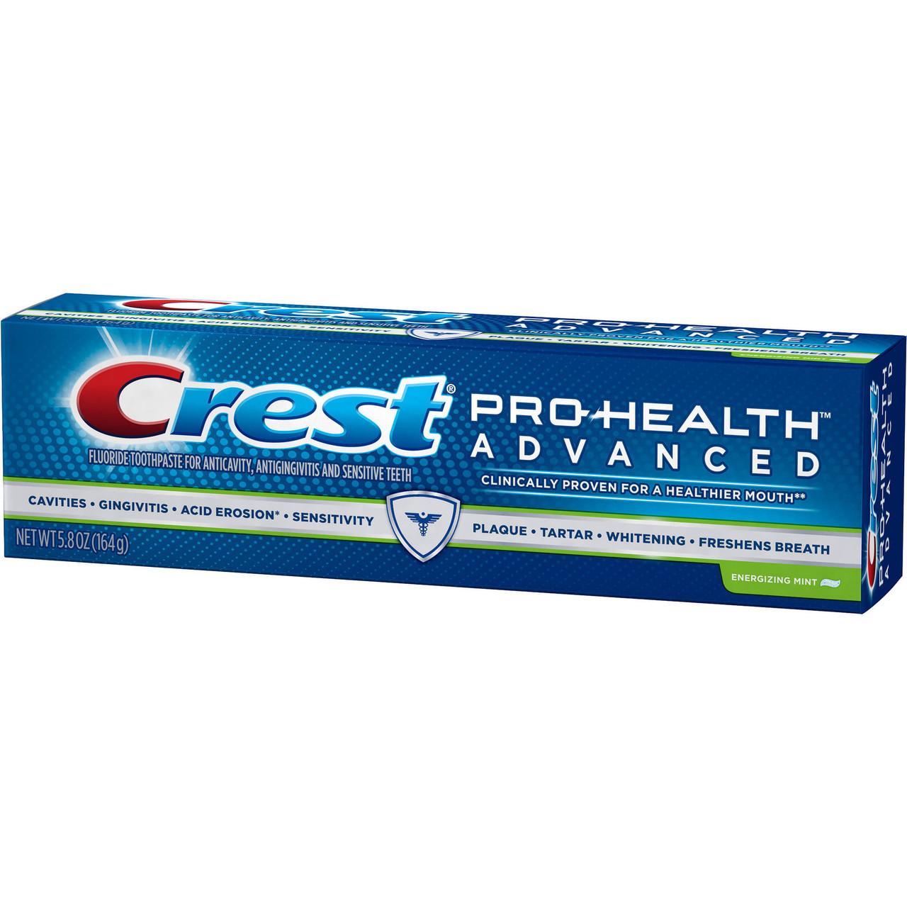 Crest Pro-Health Advanced Energizing Mint - Зубная паста, 164 г