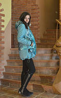 Куртка осенняя универсальная трансформер для будущих мамочек