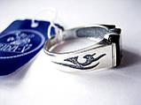 Мужское кольцо печатка Гермес, фото 2