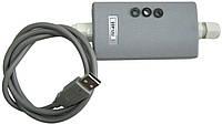 Концентратор / перетворювач RS485/ USB, підключення до 128 контролерів КСКД4