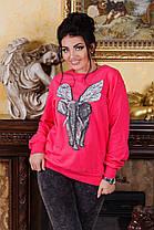 Д2803 Батник  Слон в расцветках размер 50-56, фото 3