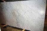 Bianco Carrara. Белый мрамор, фото 3