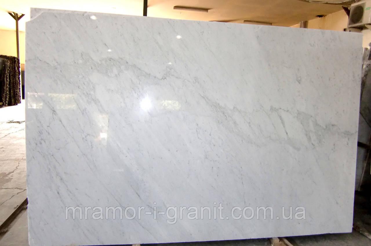 Bianco Carrara. Белый мрамор