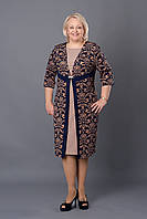 Женское платье больших размеров Эмма р 52,54,56,58,60